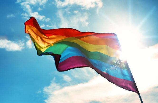 Drapeau Gay Pride